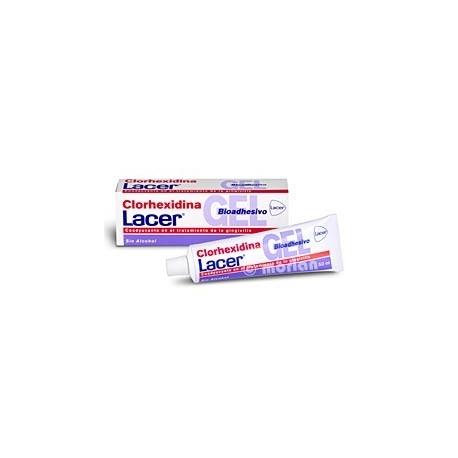 Lacer Clorhexidina gel bioadhesivo 50mk