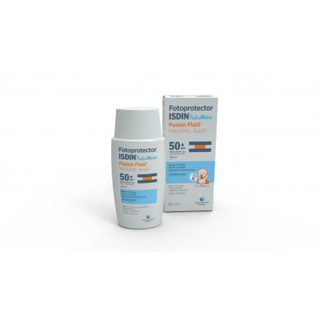 Isdin Fotoprotector Fusion Fluid Mineral Pediatrics SPF 50+ 50 ml