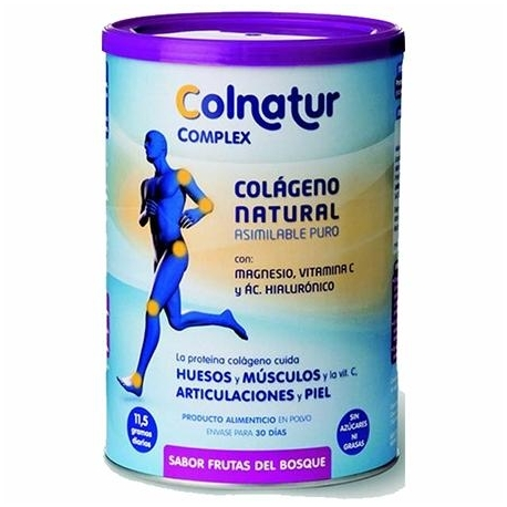 Colnatur Complex Colágeno Sabor Frutas del Bosque 300 g