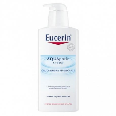 Eucerin Aquaporin Active Gel de Ducha Refrescante 400ml