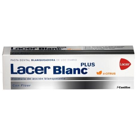 Lacer Blanc Plus Pasta Sabor Citrus