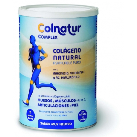 Colnatur Complex Colágeno Natural Sabor Neutro 300 g