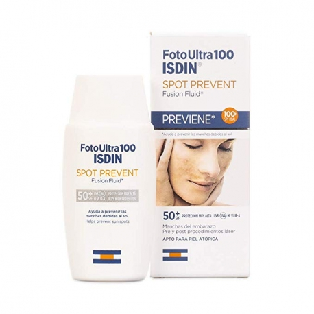 Isdin Foto Ultra Spot Prevent SPF 100+ 50 ml