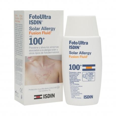 Isdin Foto Ultra Solar Allergy FPF 100+ 50 ml