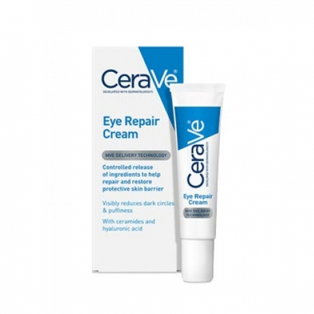 Cerave Crema Reparadora Contorno Ojos