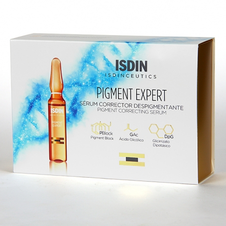 Isdin Pigment Expert 30 Ampollas