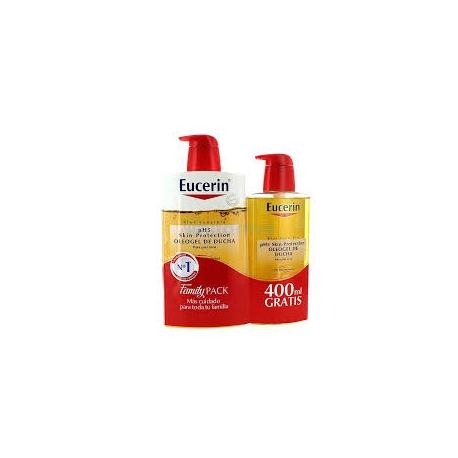 Eucerin pH5 Oleogel Ducha 1L + 400 ml gratis